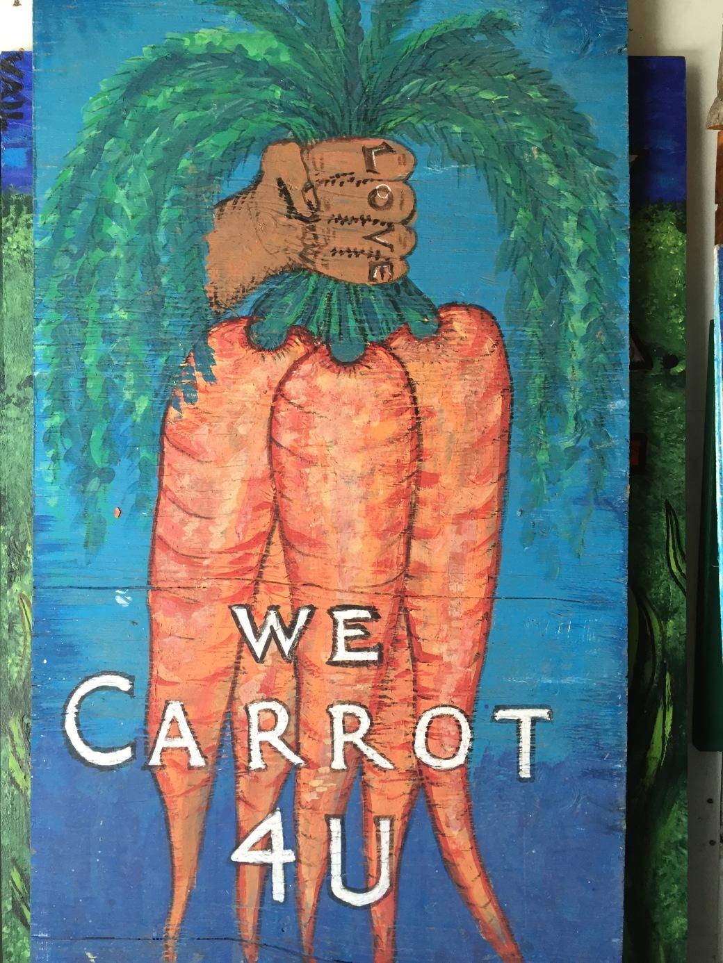 We Carrot 4U